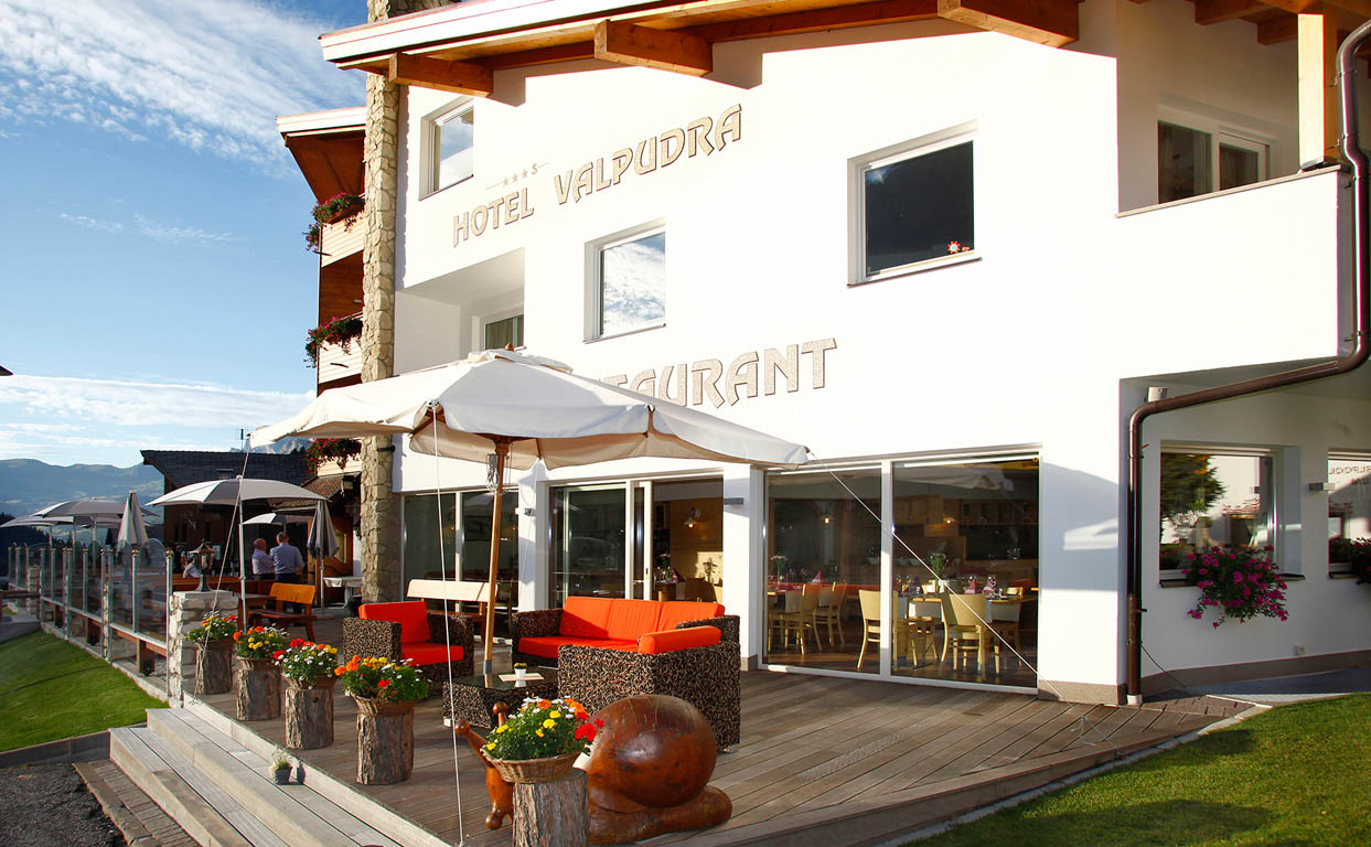 Hotel Valpudra in estate